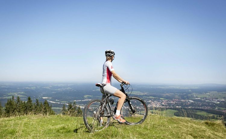 Mountainbiken Blomberg Copyright Ti Bad Toelz Web