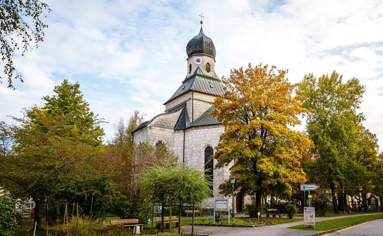 Traunstein Salinenkapelle Andreas Plenk Web