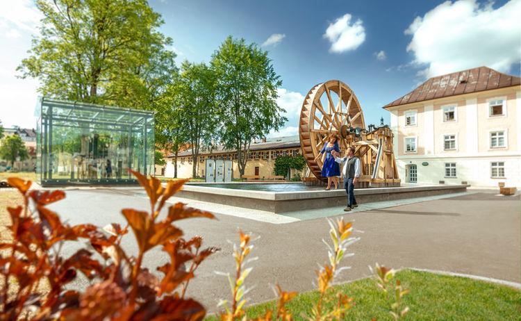 02 Stadt Traunstein Salinenpark Richard Scheuerecker Stadt Traunstein