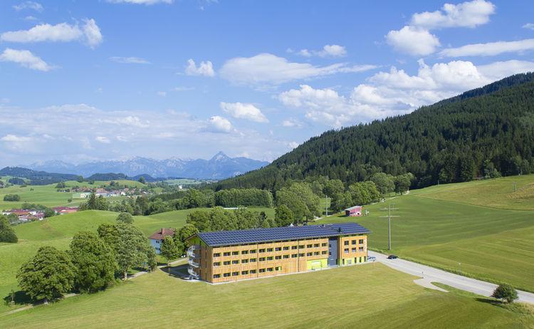 Allg Uer Alpenpanorama Im Explorer Hotel Neuschwanstein