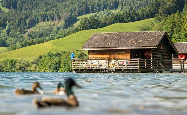 Natur pur in der Alpenregion Tegernsee Schliersee - Bild: Dietmar Dender
