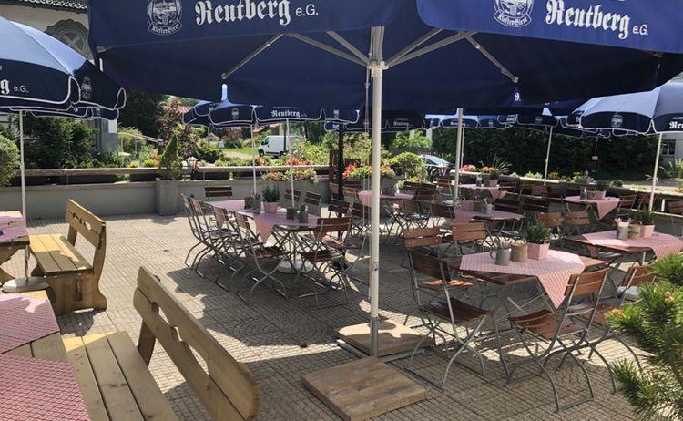 Altwirt Reichersbeuern Biergarten