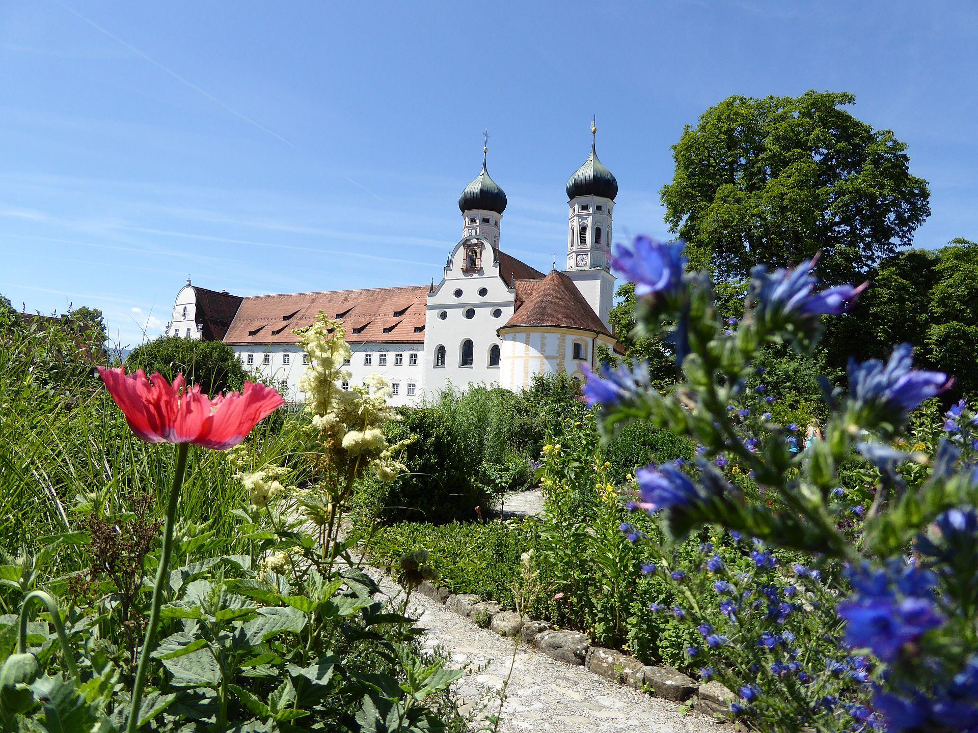 Benediktbeuern Basilika