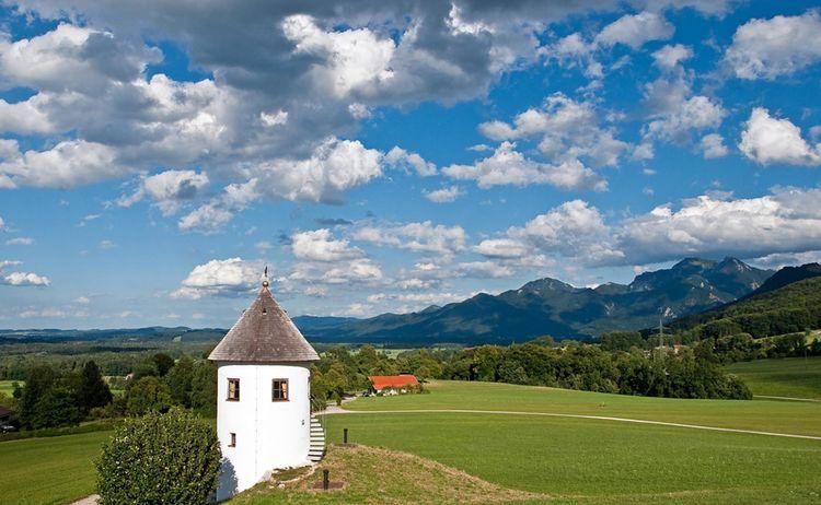 Bernau Wasserturm 3 10 18 2019 1