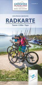 Chiemsee Radkarte 2020