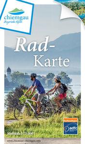 Chiemgau Radkarte 2017 U1