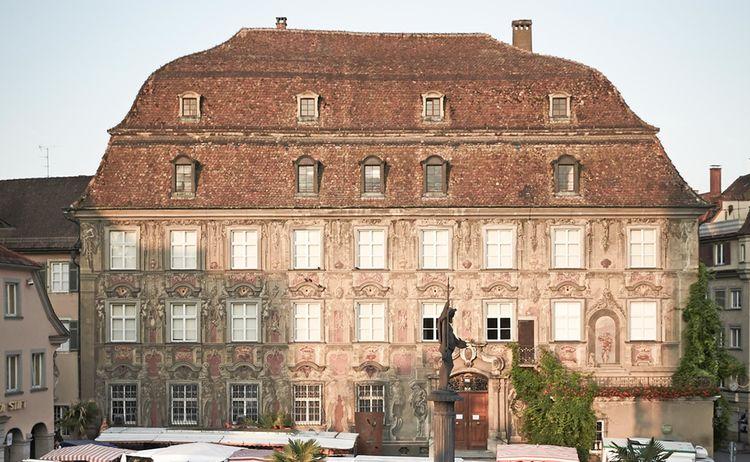 Das Stadtmuseum Lindau Am Marktplatz