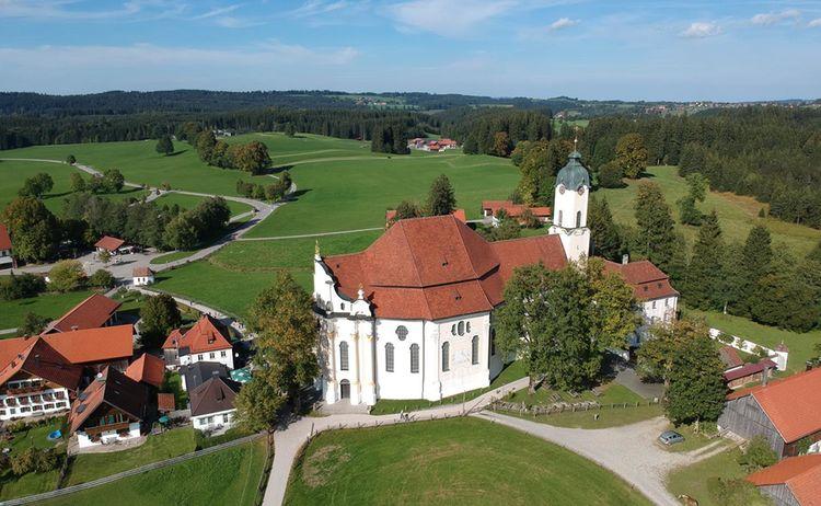 Die Wieskirche 1