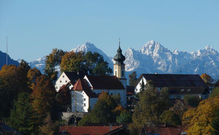 Dorf Mit Panoramablick 1mb Gemeinde Wildsteig 10 18 2019 1