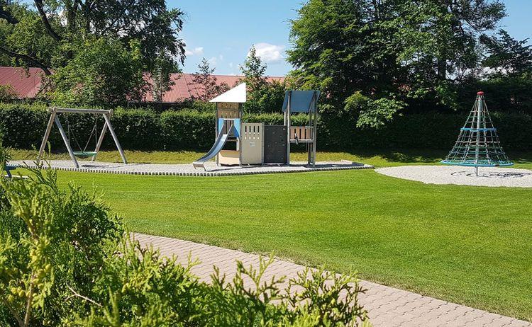 Erlebnis Warmbad Traunstein Spielplatz