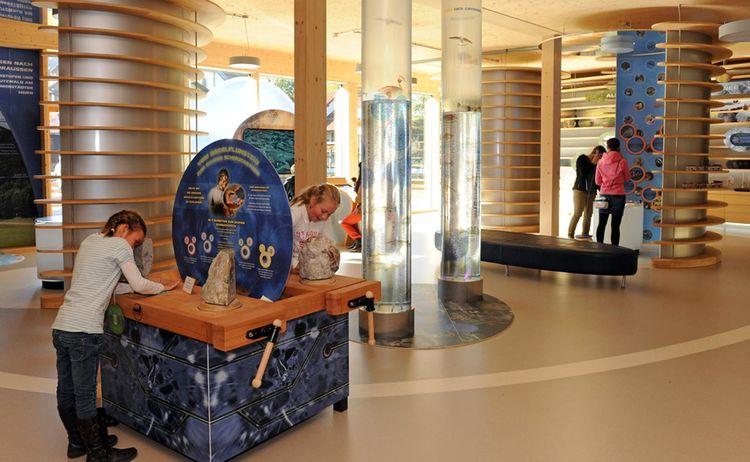 Erlebnisausstellung Im Alpseehaus In Immenstadt