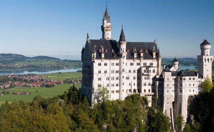 F Ssen Schloss Neuschwanstein 1