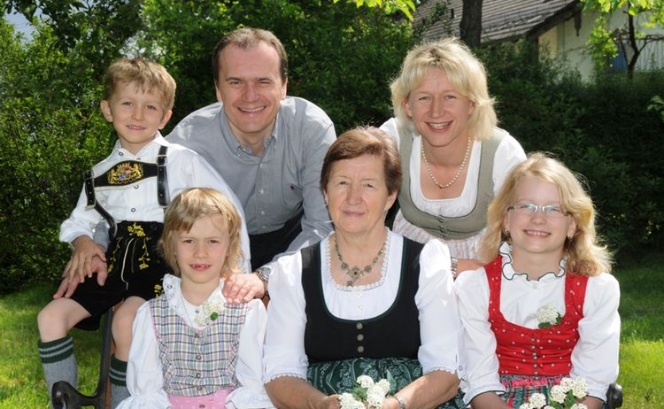 Familie Albrecht Stocker 1