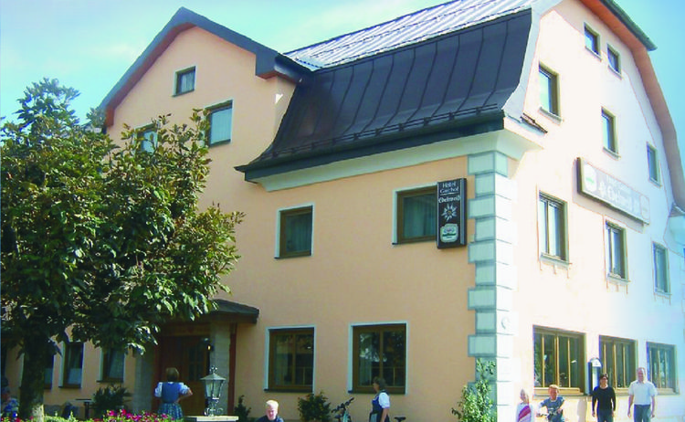 Gasthof Edelwei In Siegsdorf 2