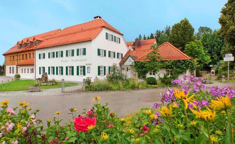 Gasthof Hotel Reindlschmiede Bad Heilbrunn 3