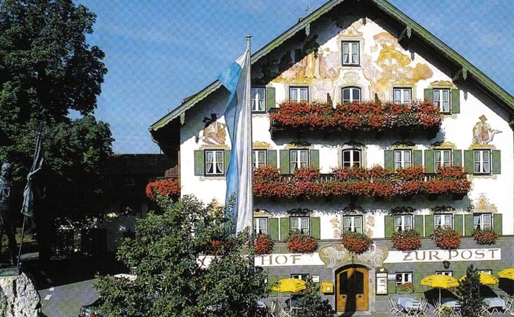 Gasthof Hotel Zur Post Kochel Am See 2