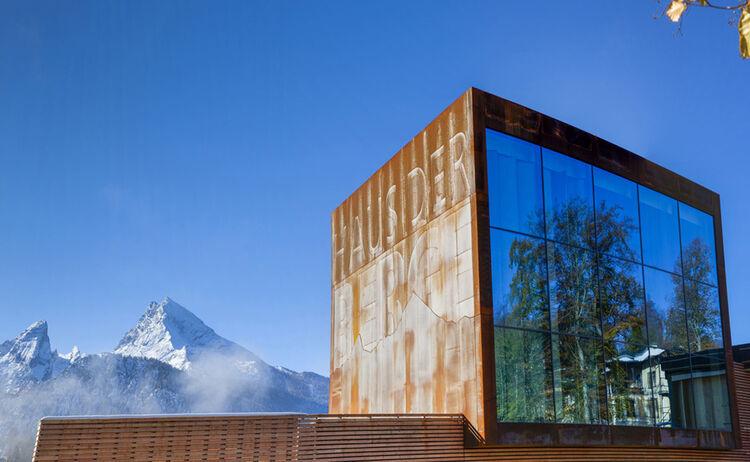Das Haus der Berge ist das Nationalpark Zentrum in Berchtesgaden © BGLT