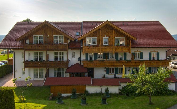 Hausansicht Hotel Waldruh 2
