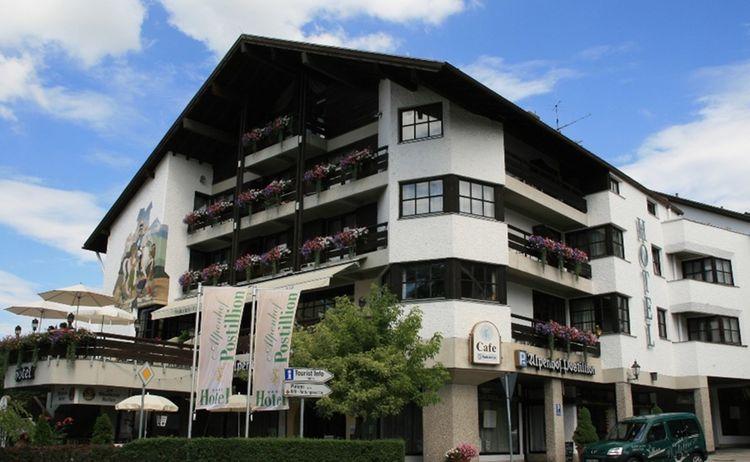 Hotel Alpenhof Postillion Kochel Am See 3