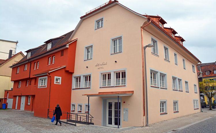 Hotel Alte Schule Im Bodensee Copy