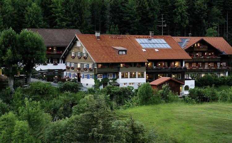 Hotel Bad Rain Oberstaufen 3