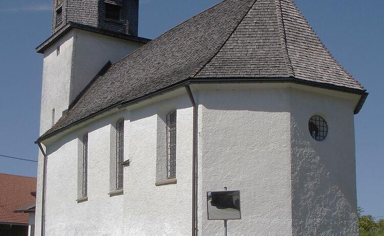 Kirche St Agatha Web