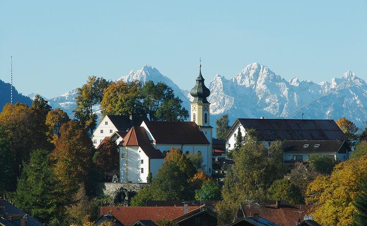Kirche Wildsteig