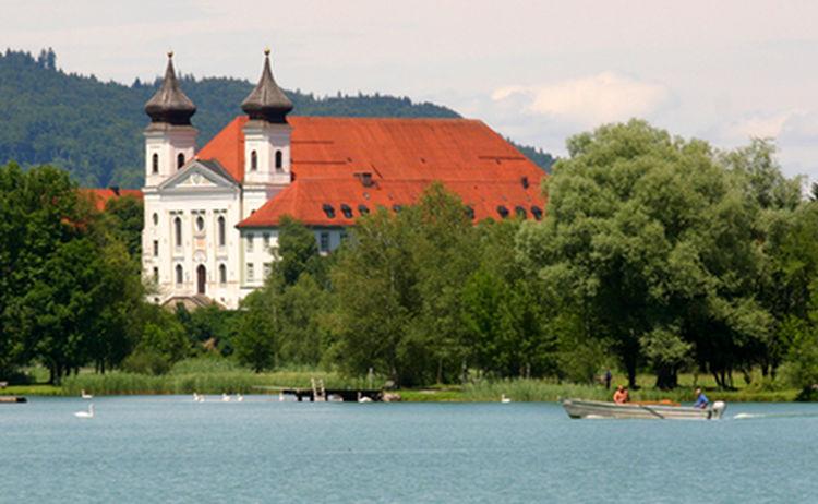 Kloster Schlehdorf 1