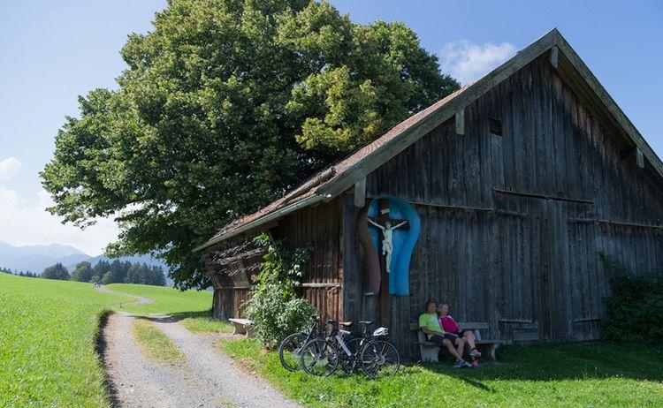 Kraggenau 3 Copyright Ammergauer Alpen Gmbh Antonbrey