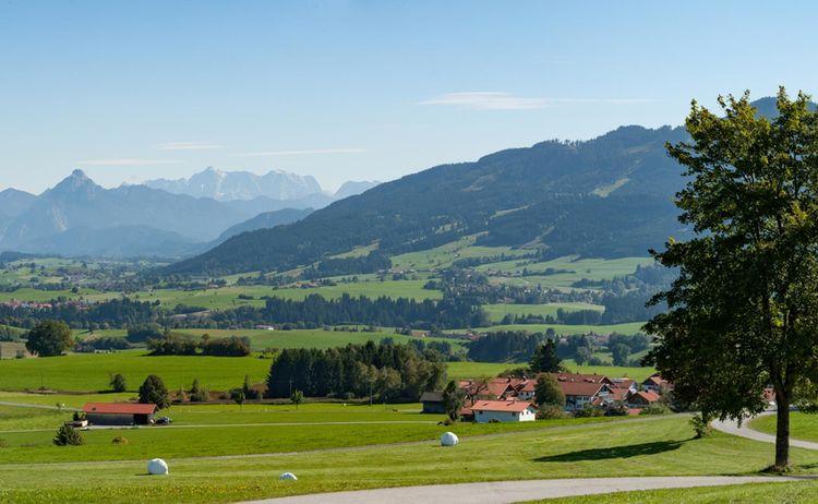 Panorama Fotograph Kees Van Surksum Copyright Kur Und Tourismusbuero Oy Mittelberg Web