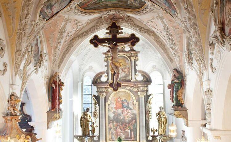 Pfarrkirche Mariae Himmelfahrt Grassau 54 Copy