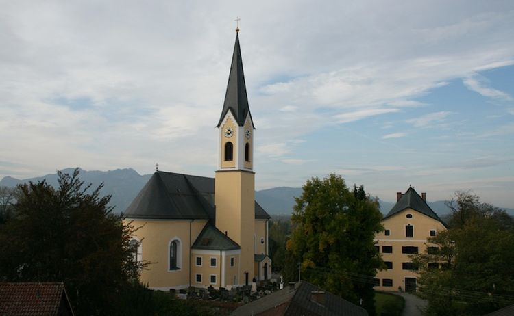 Pfarrkirche Rohrdorf 1