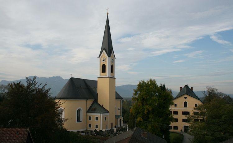 Pfarrkirche Rohrdorf