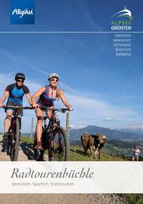 Radtourenbüchle Alpsee Grünten