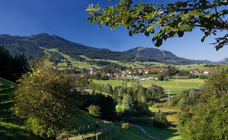 Routenteil Nesselwang Mit Alpspitze Und Reuterwanne Web