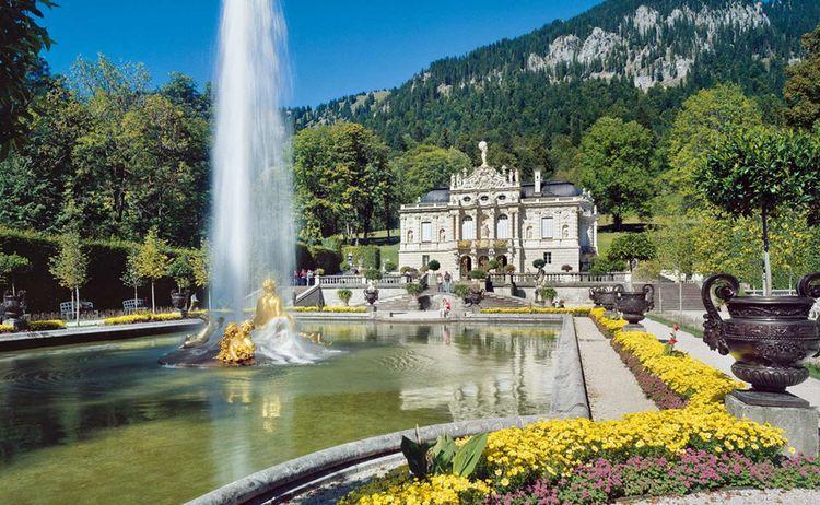 Schloss Linderhof 2