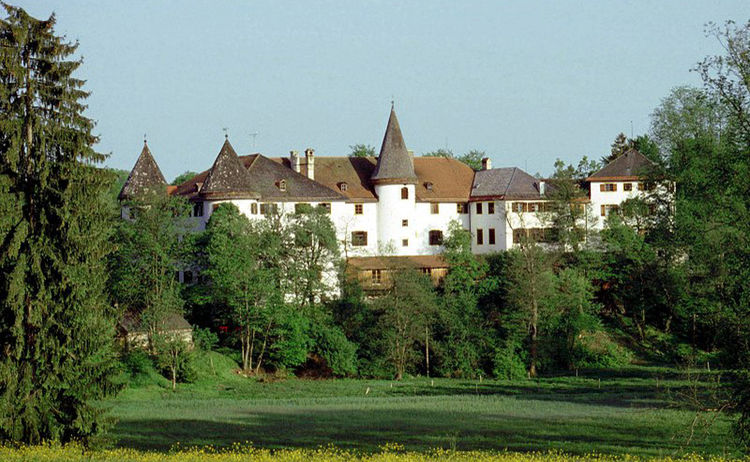 Schloss Reichersbeuern 1