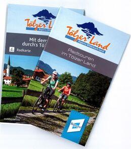 Radtouren im Tölzer Land Zusatzbroschüre